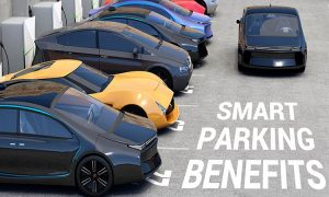 A few benefits of smart parking solution