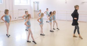 Cognitive benefits of dance for children