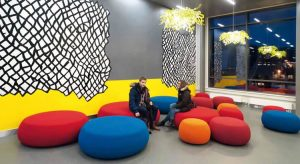 Creative ideas to design a comfortable and relaxing office